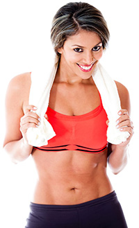 6 Breast Implant Alternatives - Exercise